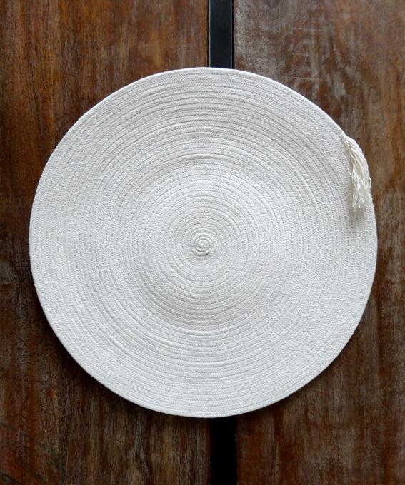 Grand set de table delphine plisson cr ation et curiosit objets de d co for Grand set de table