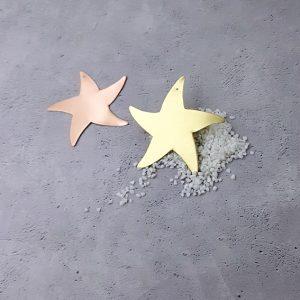 Décoration murale étoile mer