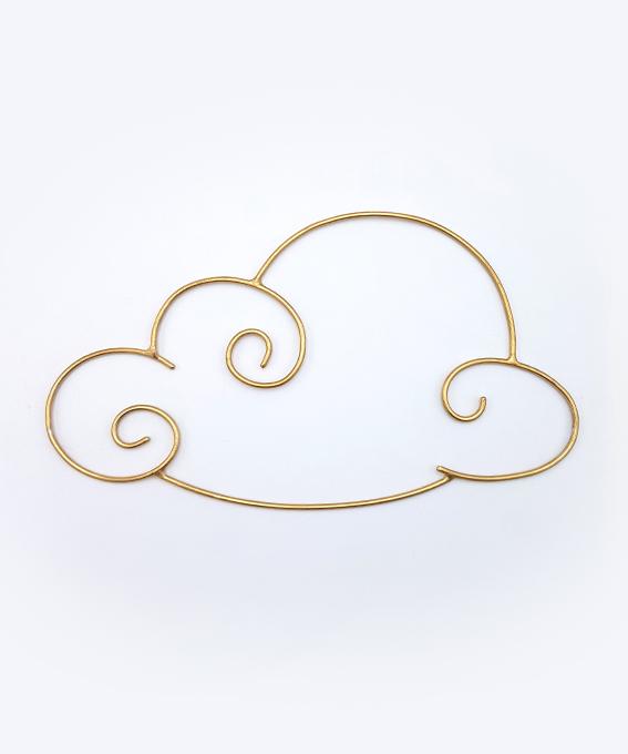 Décoration murale petit nuage