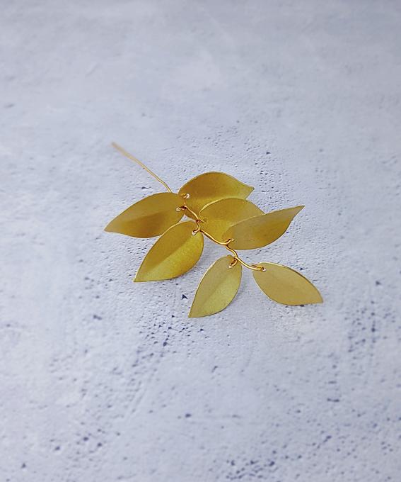 Branche Aurea laiton cuivre